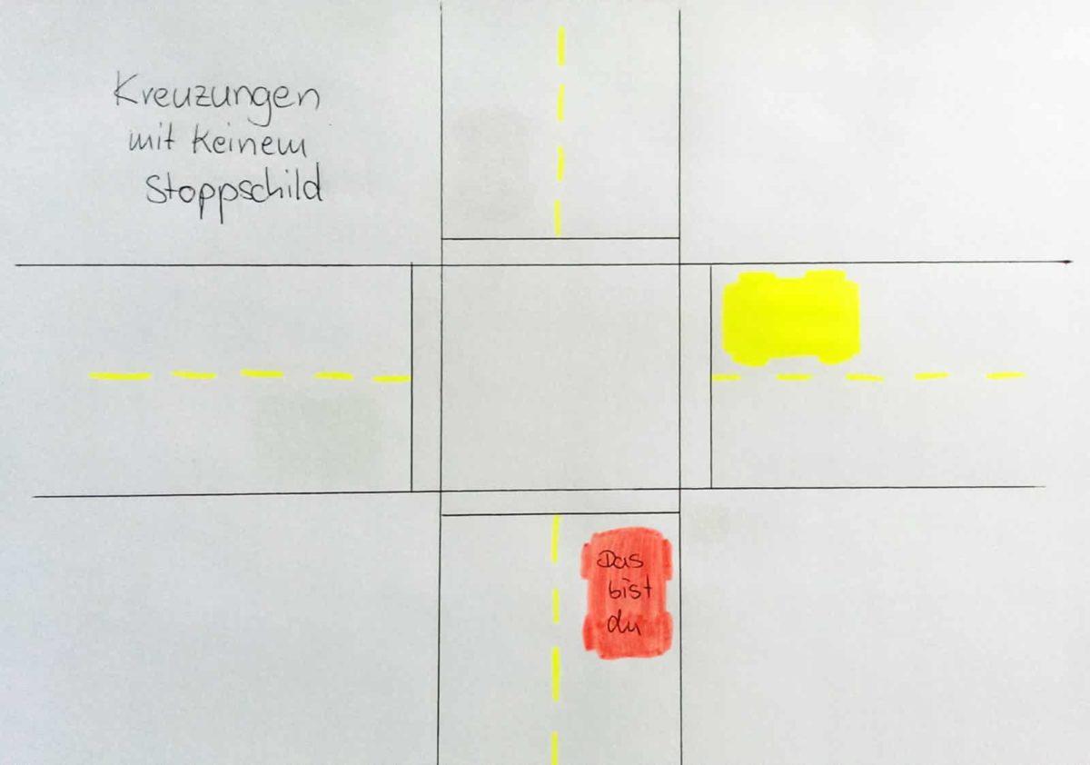 usa verkehrsregeln teil 2 welche vorfahrtsregeln gibt es. Black Bedroom Furniture Sets. Home Design Ideas