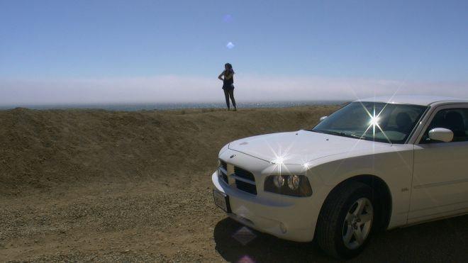 Mit dem Mietwagen die Pazifikküste der USA auf dem Highway Number 1 entlang.