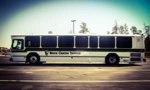 Bryce Canyon Shuttle Bus