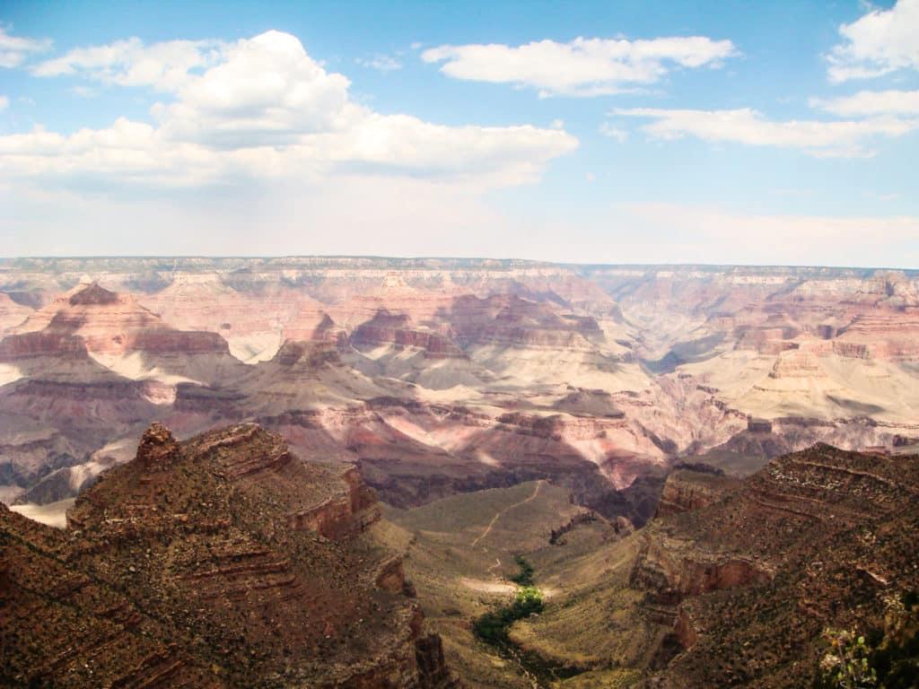Grand Canyon Nationalpark vom South Rim.