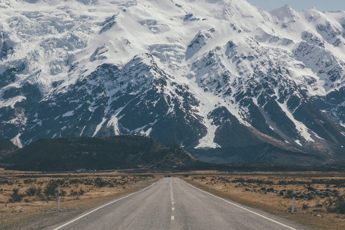 Rocky, Mountains