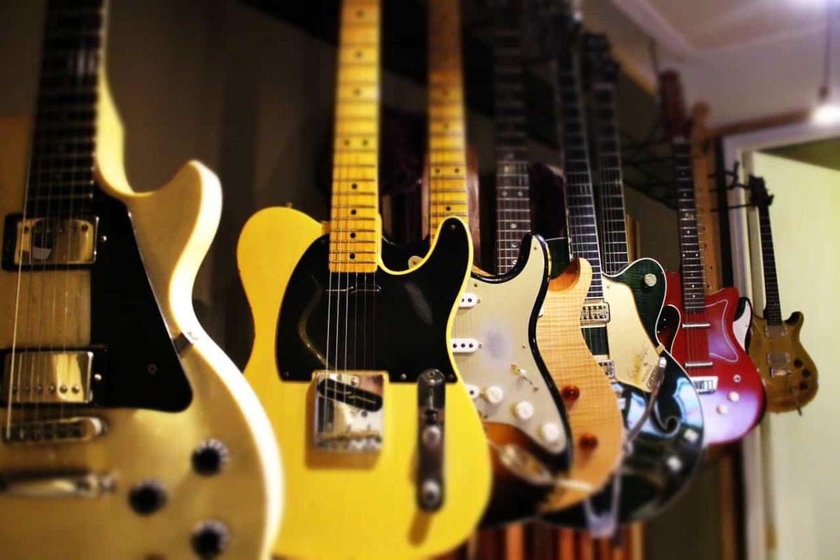 Gitarren & Country-Musik Hochburg Nashville
