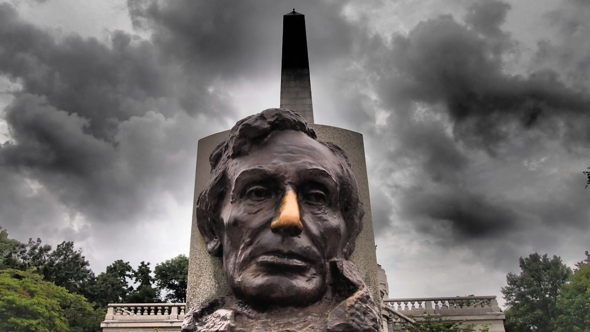 Das Lincoln Tomb & War Memorials